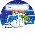 15MH - Snowman Inlove
