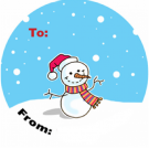 15MK - Happy Snowman