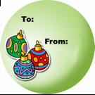 15MN - Christmas Balls