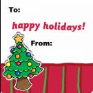 15N2 - Christmas Tree with Border