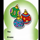 15P5 - Christmas Balls