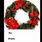 15PB - Christmas Wreath