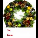 15PC - Christmas Wreath 1