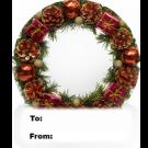 15PD - Christmas Wreath 2